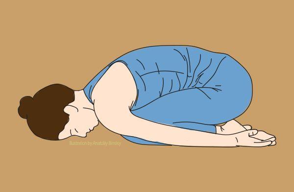 Если тебя мучает острая боль в спине и шее, имеются проблемы с давлением и ты часто просыпаешься во сне, эти упражнения — то, что надо! Данный комплекс составлен из простейших поз йоги для начинающих. Уже после третьей тренировки по этой схеме ты почувствуешь, как тело стало послушным, а мышцы окре