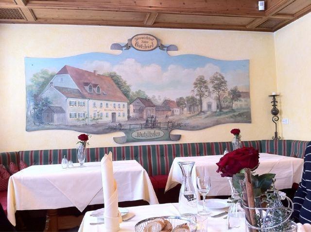 Götzfried Restaurant, Regensburg