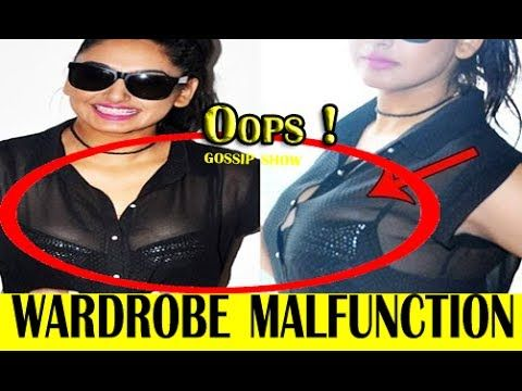 EXPOSED: Kannada Actress Ragini Dwivedi's Wardrobe Malfunction - UNCENSORED