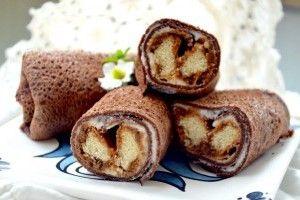 Tiramisu Pancakes/Clatite tiramisu