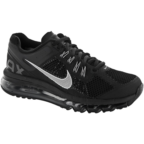 Click Image Above To Purchase: Nike Air Max+ 2013: Nike Women\u0027s Running  Shoes Black