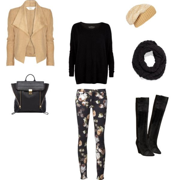 """Fashionably late"" by diadobo on Polyvore"