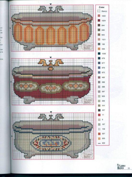 Gallery.ru / Фото #1 - el libro del baño - geminiana