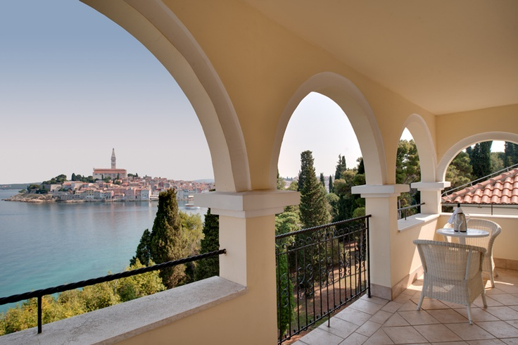 Elegance, romance, culture and historic heritage are the best synonyms for this beautiful hotel located on St. Catherine's Island opposite Rovinj.    For more info please visit www.maistra.com