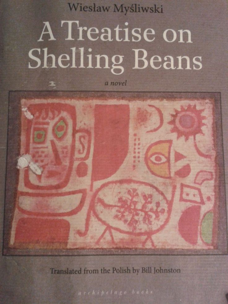 A Review Of A Treatise On Shelling Beans by Wieslaw Mysliwski