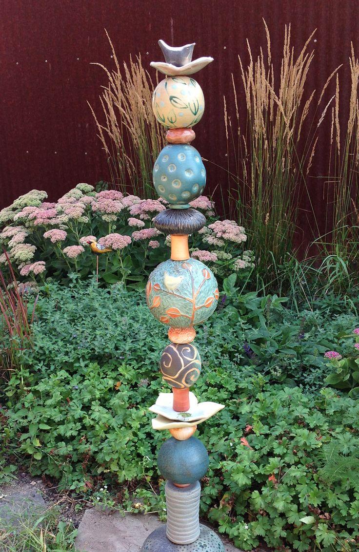 9 best my garden stacks images on pinterest pottery ideas