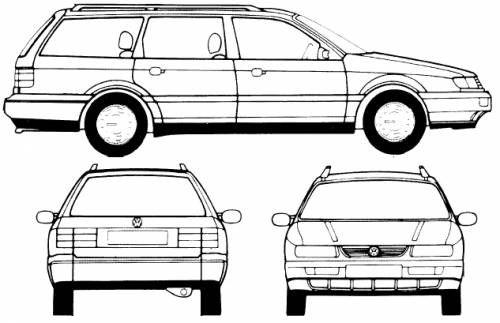 Volkswagen Passat Variant GL