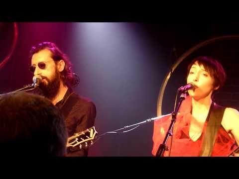 ▶ Vesoul, par Jeanne Cherhal et JP Nataf (Live, 2011) - YouTube