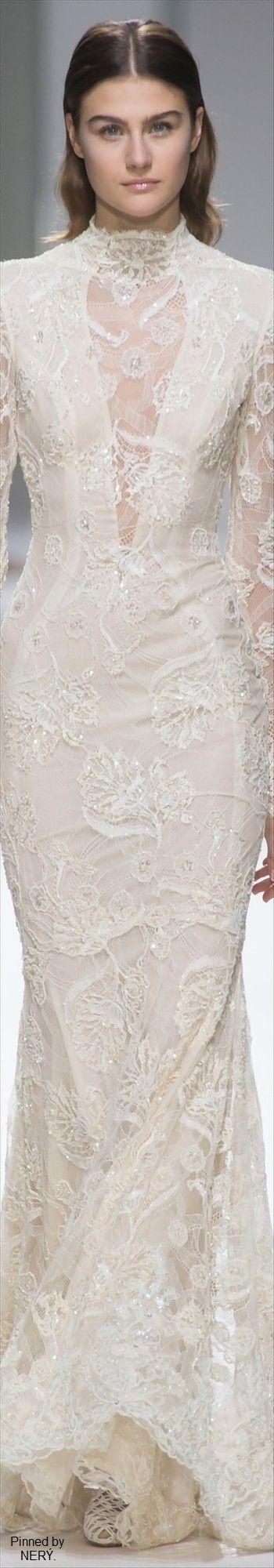 Galia Lahav Spring 2017 Couture