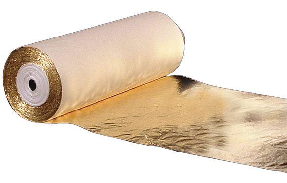 Gold Leaf Company ceiling/wall rolls of imitation gold leaf