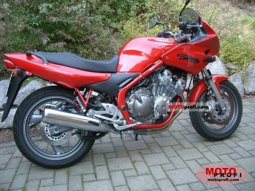YAMAHA XJ600 FACTORY REPAIR MANUAL 1992-2003 DOWNLOAD