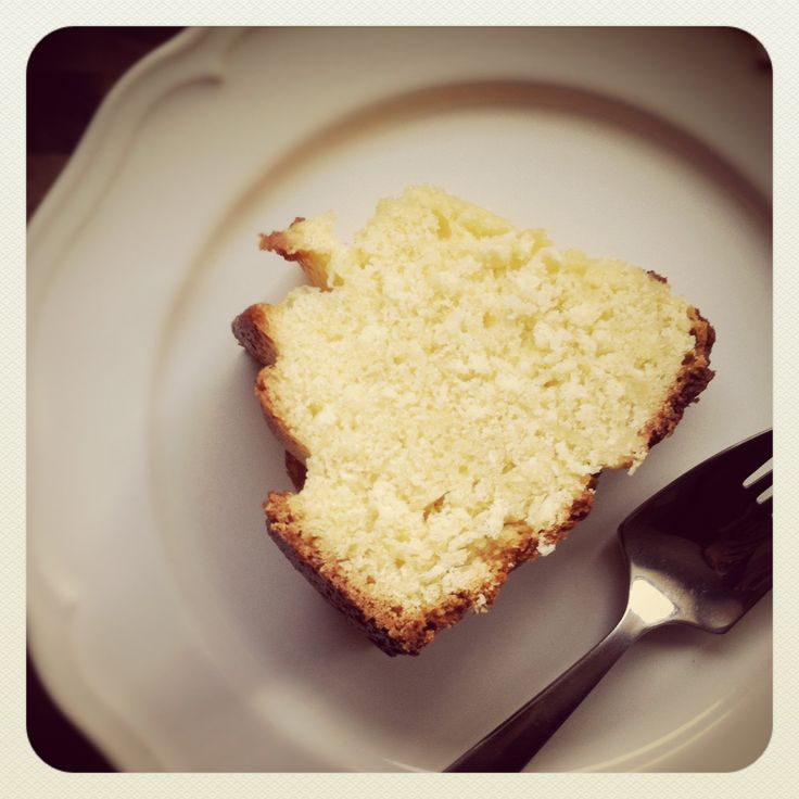 {Thermomix Thursday} Coconut Butter Cake
