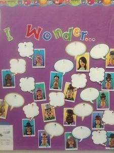 Neat Wonder Wall Idea for later in the year...