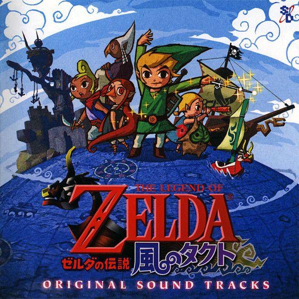 Koji Kondo, Hajime Wakai, Kenta Nagata & Toru Minegishi - The Legend Of Zelda ~風のタクト~ Original Sound Tracks (CD, Album) at Discogs