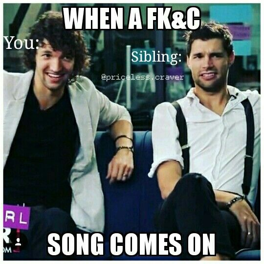 Not only FK&C, but also SKILLET and Hollyn and Superchick and FF5 and many others.