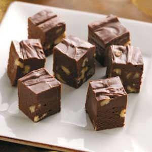 Mamie Eisenhower's Fudge Recipe - This is the BEST fudge recipe...EVER!