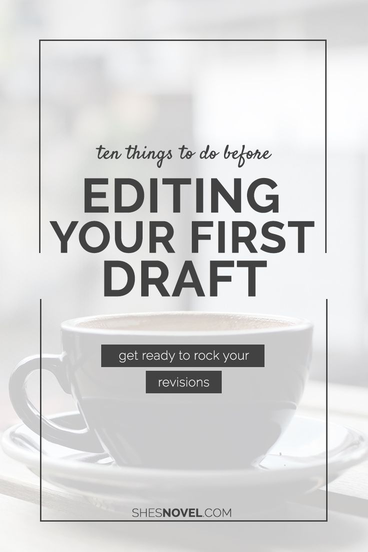You asked, and I'm answering! After reading through the responses to the  Summer 2015 Reader Survey, I discovered that an incredible 75% of you were  very interested in learning how to edit your own works. I am currently  undergoing this process with my first full-length novel, so I figured that  there's no better time to begin a blog series on editing than now.  So welcome to the Making Revisions with Precision epic guide for writers!!  Since I'm only about a month into the second draft of…