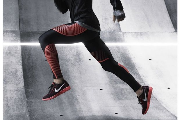 Collants running homme Nike 1