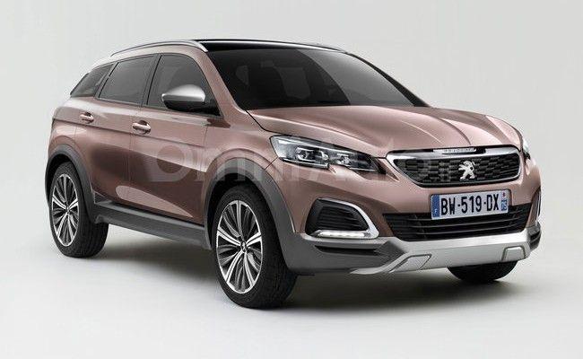 Peugeot 3008 2017 …