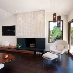 Mid Century Modern Fireplaces 22 best mid-century modern fireplaces images on pinterest | modern