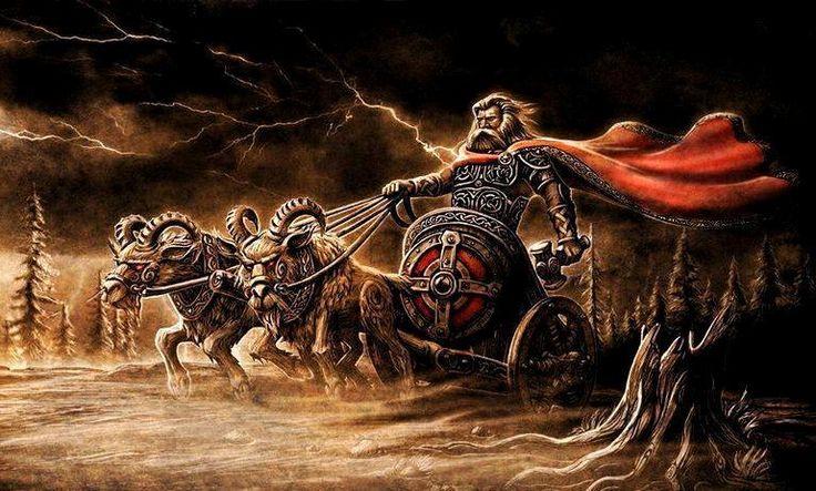 Thor, the DM :)