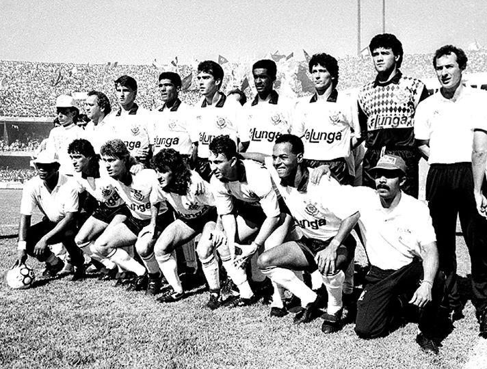 Sport Club Corinthians Paulista - Corinthians (1990)