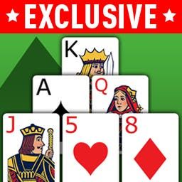Pyramid Solitaire with Themes - Cards - Free Web Game