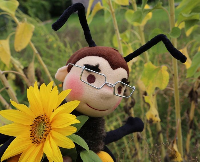 Včelák bzzzz – EKOpanenky
