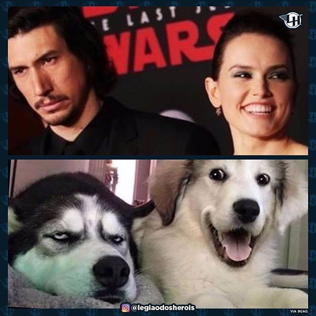 Mau Humor E Sintoma De Tendencia Para O Lado Sombrio Da Forca Starwarsfacts Star Wars Cast Star Wars Humor Star Wars Memes
