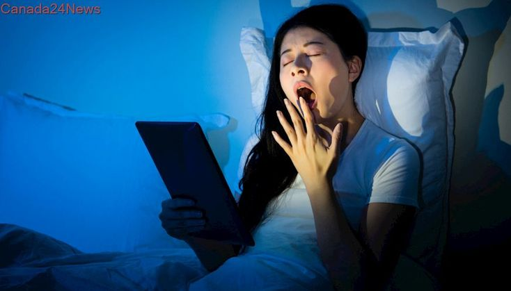 Young adults' sleep issues often helped by light therapy