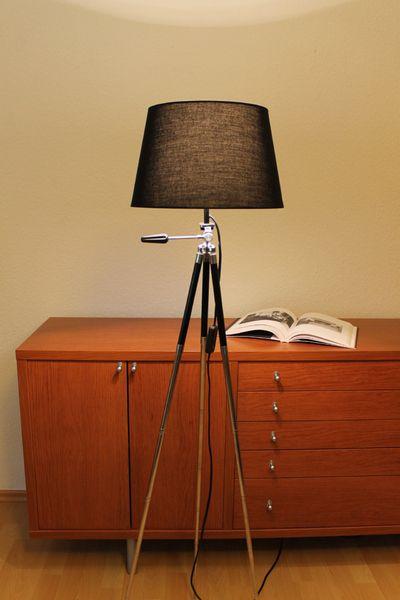 Perfect Stativlampe Stehlampe im Bauhausstil von talentfrei auf DaWanda
