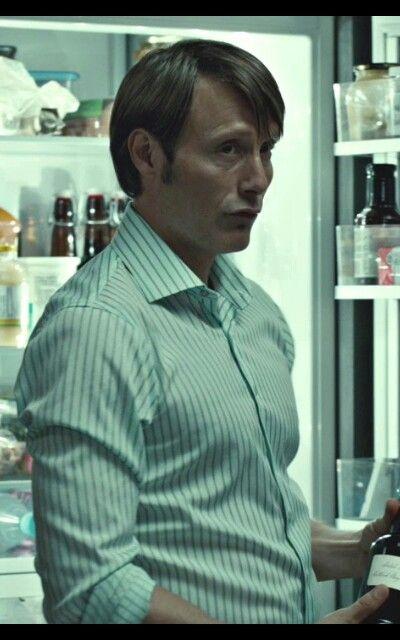 Sexy chest...under that shirt.