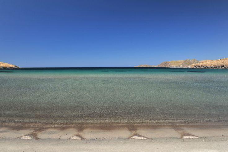 Παραλία Παρανησιά στη Λήμνο/Paranisia beach in Limnos island-Greece