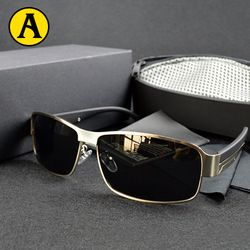 Online Shop Adonis Brand designer Mercedes Sunglasses Men Polarized Sun Glasses For Men Oculos De Sol Masculino Orignal Gafas De Sol Male|Aliexpress Mobile