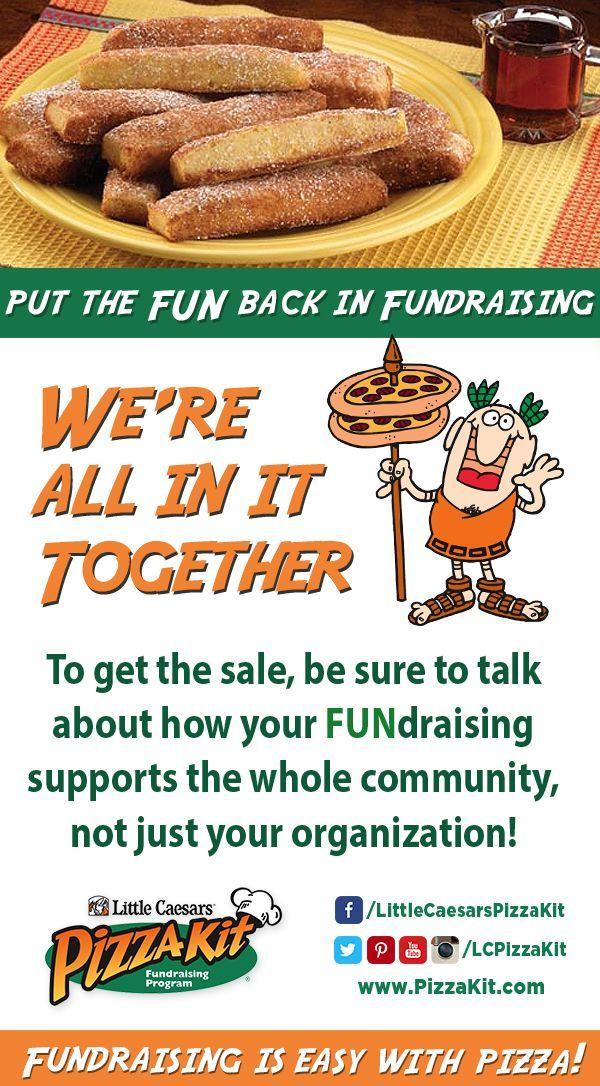 12 best Little Caesars Pizza Kit Fundraising is a Slam Dunk ...