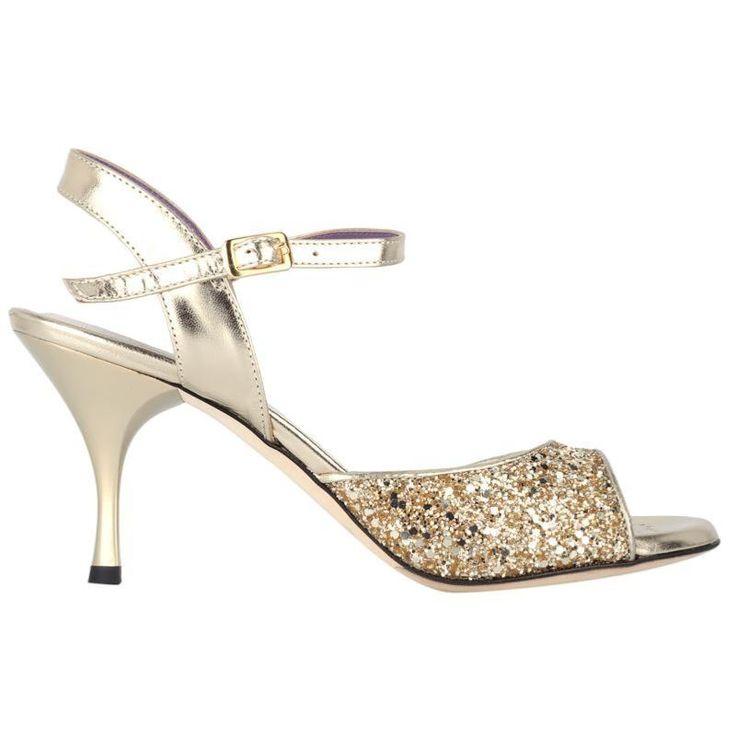 BANDOLERA A1 PLATINE-T7<br>Chaussure de tango
