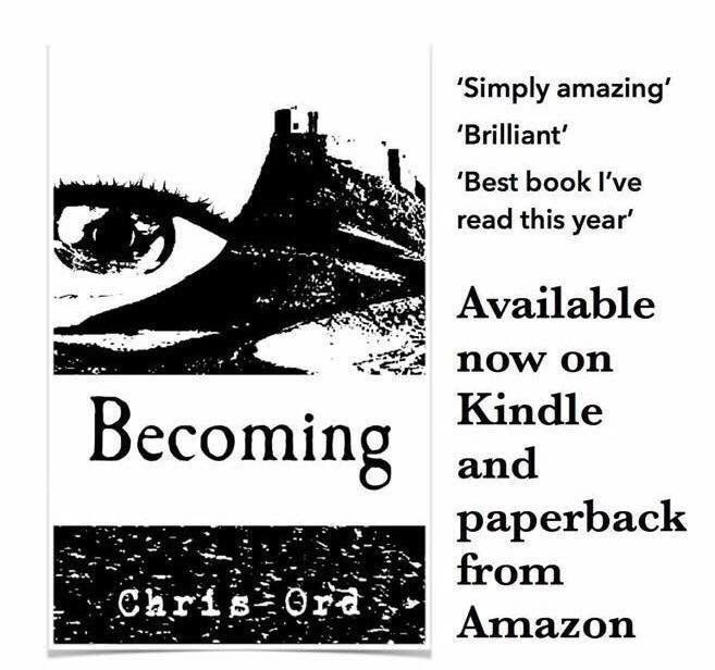 "Chris Ord on Twitter: ""Overwhelmed by the fantastic reviews of Becoming. Knowing others are enjoying your work is what matters most. https://t.co/n5ZNs7zYxN https://t.co/Fb7Wv4GkF0"""
