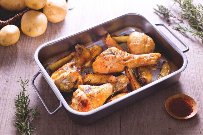 Pi di 25 fantastiche idee su cosce di pollo su pinterest - Come cucinare le cosce di pollo in padella ...