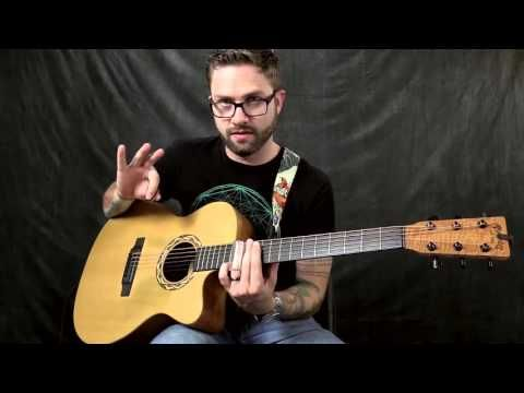 Step 3: Creating A Slide Melody In Open D Tuning | Slide Guitar Master Open Tunings | Guitar Zoom - YouTube