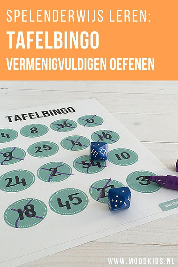 8 best tafels images on Pinterest   Multiplication tables, Math ...