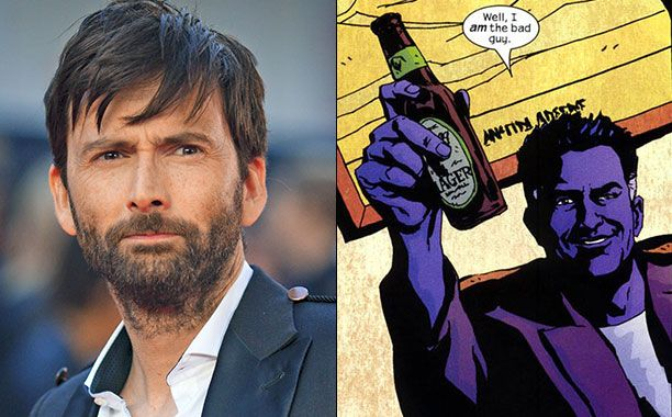Another Time Lord is coming to the Marvel universe. The studio has cast David Tennant as the major villain in its upcoming Netflix series A.K.A. Jessica Jones. The Doctor Who...