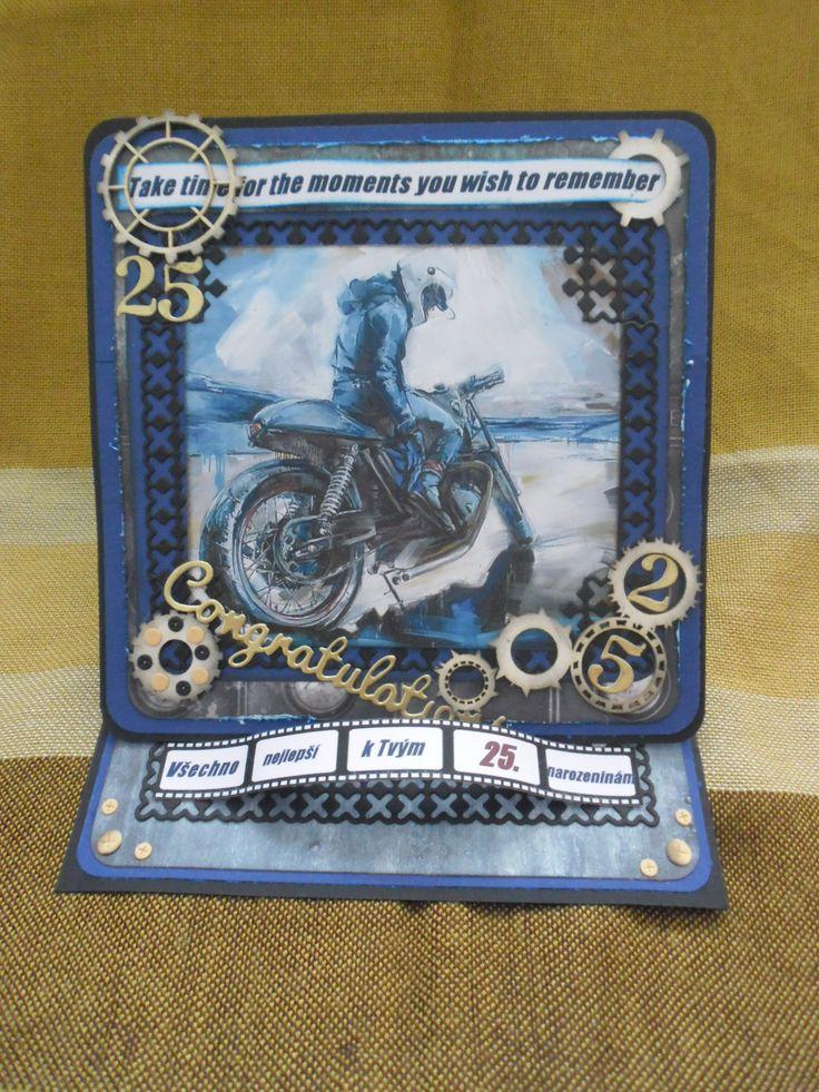 Motorkářské přáníčko 2