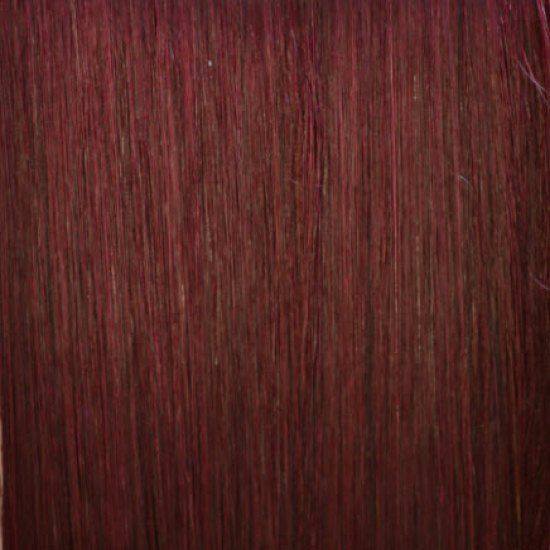 Buy Micro Loop Link 20 37 Mahogany Red A Grade Remy Human Hair Extensions 100 Piece Set Online In Australia