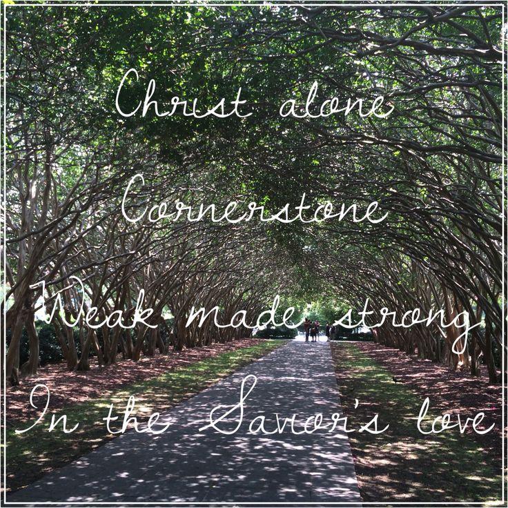 Best 25+ Cornerstone lyrics ideas on Pinterest | Jesus christ ...