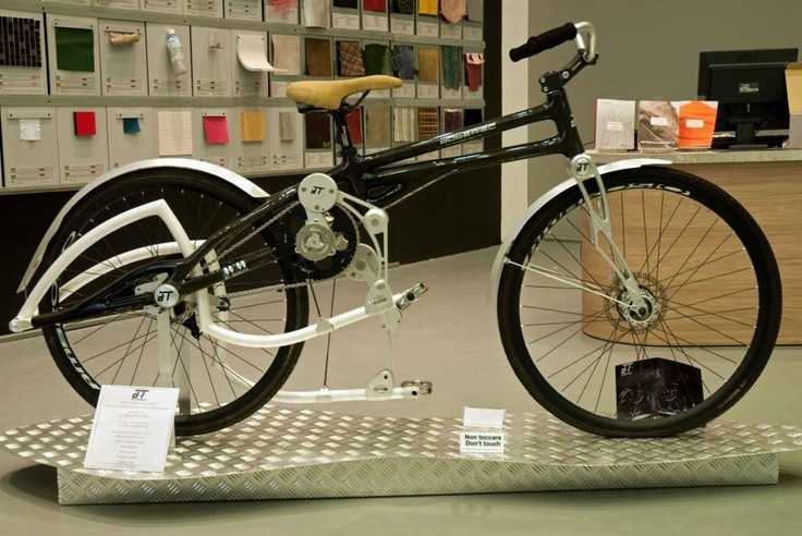 Twist Bike Atlantic showed at Triennale Milan