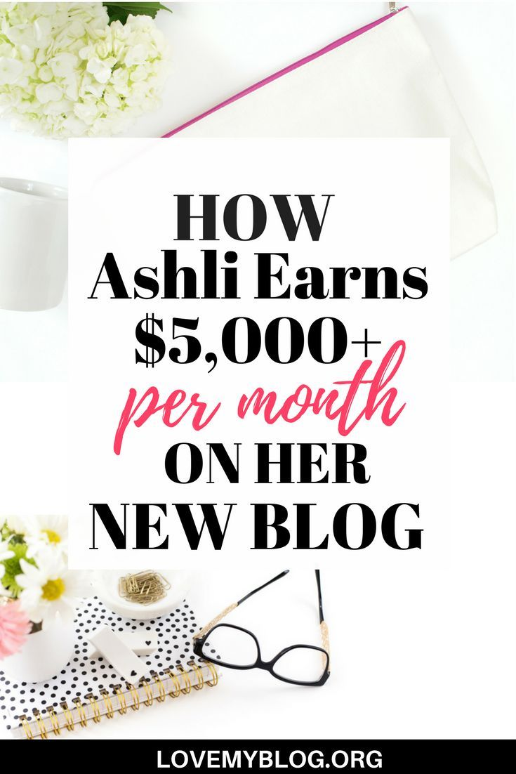 Have you been blogging for a little while and not happy with your earnings?  Wondering what the secret sauce is that has some bloggers making thousands per month while you're earning peanuts?  You're going to learn how Ashli from The Million Dollar Mama earns $5K per month on her brand new blog!  She shares the real deal and tells it all so you can replicate her strategy and start earning too!  Intrigued?