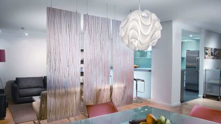Appealing Hanging Room Dividers