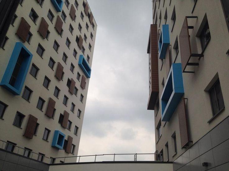 Daniel Defoe Exterior #GreenwichCampus #UniofGreenwich #Accommodation