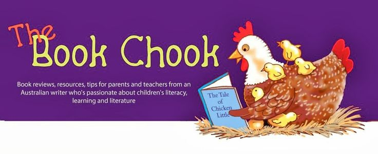 The Book Chook -- Sharing Fun Early Literacy Activities  Although I've been conscientiously recording my preparation for, and evaluation of, the Storytime at the Library sessions I'm doing with pre-schoolers, it occurred to me recently that I'm also intuitively adding lots of incidental literacy activities I don't write down. So today's post is about simple and enjoyable games and activities you can use with your kids that will contribute to their literacy skills.