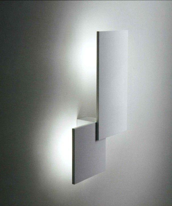 PUZZLE SQUARE & RECTANGLE LAMPADA DA PARETE - PLAFONIERA A LED.jpg (605×722)